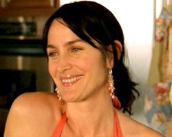 Carrie-Anne Moss nude 2 3