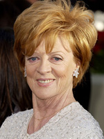 Maggie Smith nude