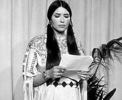Sacheen Littlefeather nude