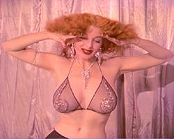 Tempest Storm nude