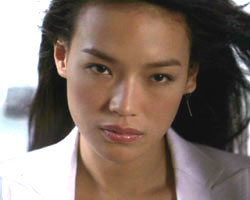 Busty japanese model fucked before facial tube